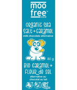 Moo Free Organic Bar Sea Salt Caramel