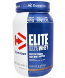 Dymatize Nutrition Elite Whey Protein Cookies & Cream