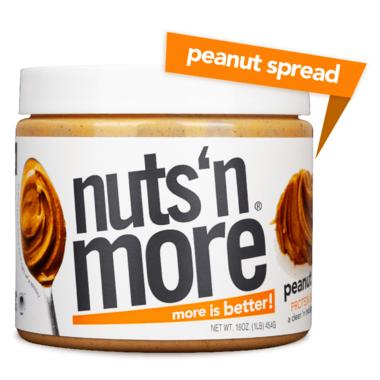 Nuts n More Protein Peanut Spread