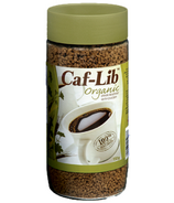 Caf-Lib Organic Grain Coffee Alternative with Chicory