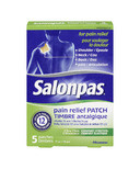 Salonpas 12 Hour Pain Relief Patch