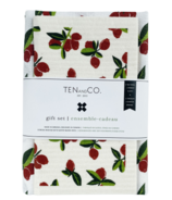 Ten & Co. Gift Set Cranberry