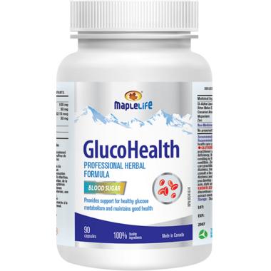 MapleLife GlucoHealth Blood Sugar Balance