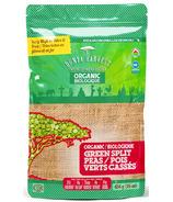 Dunya Harvest Organic Green Split Peas