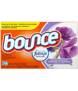 Bounce Febreze Spring & Renewal Dryer Sheets HE