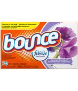 Bounce Febreze Spring & Renewal Dryer Sheets HE
