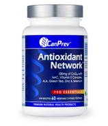 CanPrev Antioxidant Network