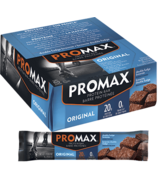 PROMAX Protein Bar Double Fudge Brownie Case