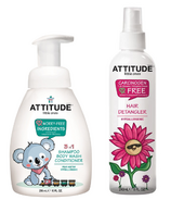 Attitude Little Ones Hair Care Bundle