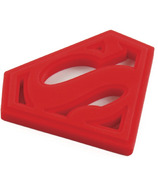 Bumkins DC Comics Silicone Teether Superman