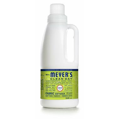 Mrs. Meyer\'s Fabric Softner Lemon Verbena