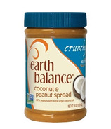 Earth Balance Crunchy Coconut & Peanut Spread