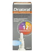 Drixoral Nasal Congestion Solution