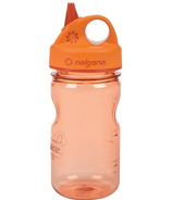 Nalgene 12 Ounce Grip-n-Gulp Bottle Juicy Orange