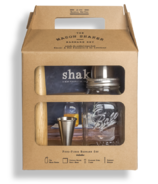 Mason Shaker The Barware Set with Shake: A New Perspective on Cocktails