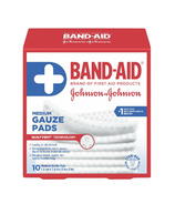 Band-Aid Brand Medium Gauze Pads