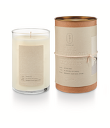 ILLUME Natural Glass Candle Vetiver Sage