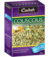Cashbah Lemon Spinach CousCous