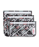 Bumkins Nintendo Clear Travel Bags NES Controller