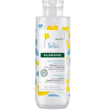 Klorane Baby Cleansing Water No-Rinse