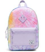 Herschel Supply Heritage Kids Pastel Tie Dye/Pastel Lilac