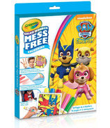 Crayola Paw Patrol Color Wonder Kit