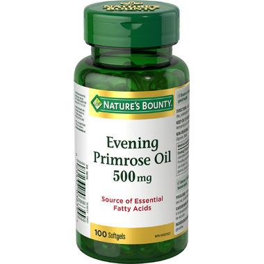 Nature\'s Bounty Evening Primrose Oil