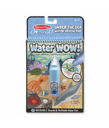 Melissa & Doug Water Wow! Under The Sea Water Reveal Pad
