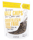 Solar Raw Ultimate Organic Kale Chips Spicy Curry Lime