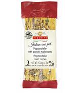 Tiberino Pappardelle with Porcini Mushrooms