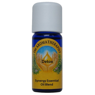The Aromatherapist Detox Essential Oil Blend