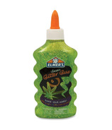 Elmer's Classic Washable Glitter Glue in Green