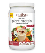 Nutiva Plant Based Protein Chocolate