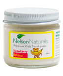 Nelson Naturals Colloidal Silver Remineralizing Toothpaste for Kids