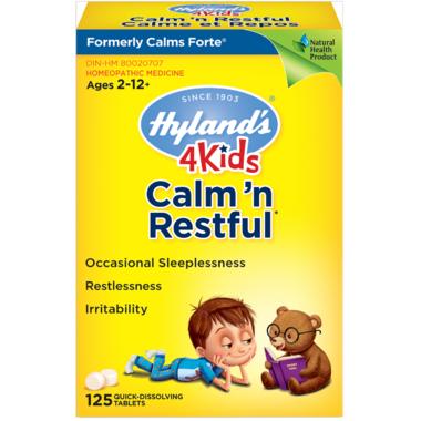 Hyland\'s Calms Forte 4 Kids