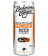 Buderim Ginger Reduced Sugar Non-Alcoholic Ginger Beer