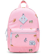 Herschel Supply Heritage Kids Candy Pink Circus Animals