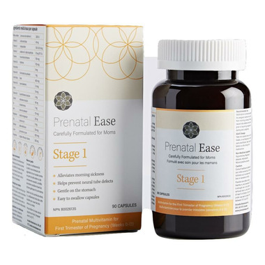 Prenatal Ease Stage 1 - First Trimester