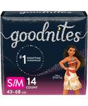 Huggies GoodNites Youth Pants For Girls Jumbo Pack