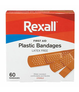 Rexall Latex Free Plastic Bandages