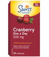 Swiss Natural Cranberry One a Day