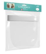 Lumi-Shield Visor Adult Size