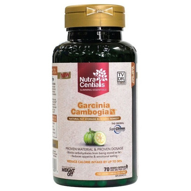 NutraCentials Garcinia Cambogia Nx with Super Citrimax