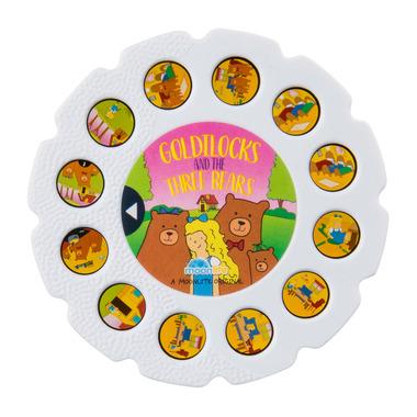 Moonlite Story Reel Goldilocks and the Three Bears