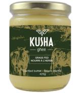 KUSHA Ghee Grass Fed Clarified Butter
