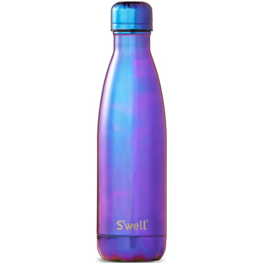 S\'well Ultraviolet Stainless Steel Water Bottle Spectrum Collection