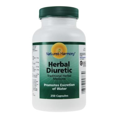 Nature\'s Harmony Herbal Diuretic