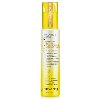 Giovanni 2chic Ultra-Revive Leave-In Conditioning & Styling Elixir