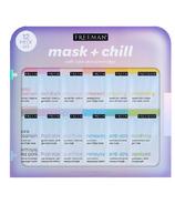 Freeman Mask & Chill 12 Piece Face Mask Kit