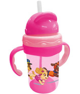 Paw Patrol Pink Training Cup with Handles